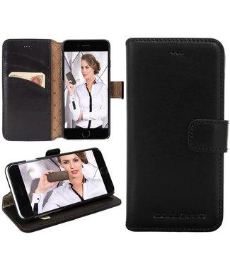 Bouletta Bouletta - Apple iPhone 7 Plus BookCase (Rustic Black)