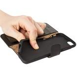 Bouletta Bouletta - Apple iPhone 7 Plus WalletCase (Rustic Black)