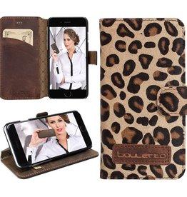 Bouletta Bouletta - Apple iPhone 7 Plus BookCase (Luipaard)