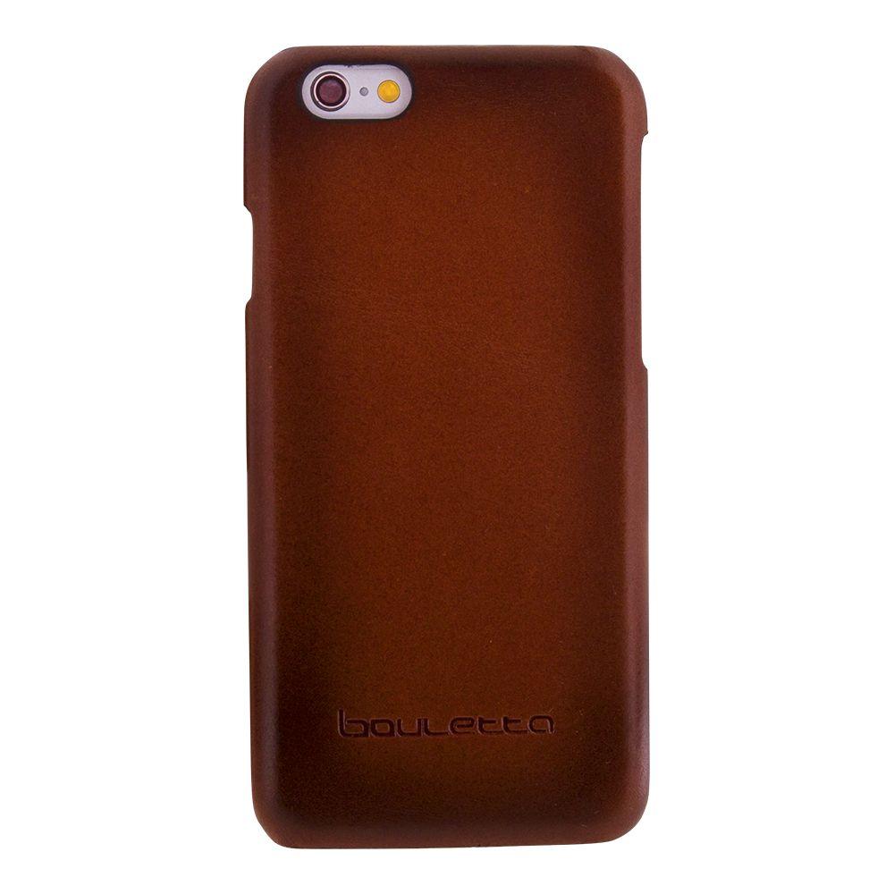 Bouletta Bouletta - iPhone 7 BackCover (Burned Cognac)