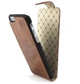 Bouletta Bouletta - iPhone 7 Flip Case (Rustic Cognac)