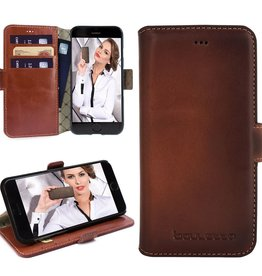 Bouletta Bouletta - iPhone 6(S) Plus WalletCase (Burned Cognac)