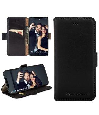 Bouletta Bouletta - iPhone Xs / X WalletCase (Rustic Black)