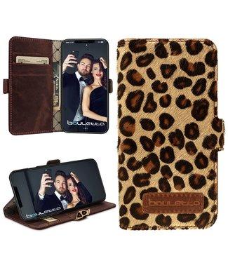 Bouletta Bouletta - iPhone Xs / X WalletCase (Leopard)