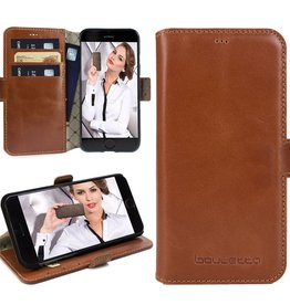 Bouletta Bouletta - Apple iPhone 7 WalletCase N.E. (Rustic Cognac)