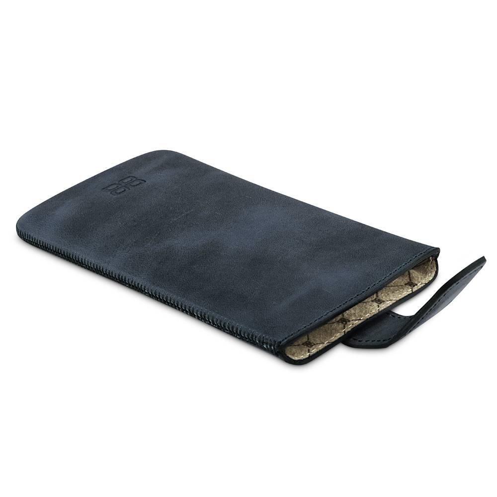 Bouletta Bouletta - Apple iPhone Xs / X Insteekhoesje (Antic Blue)