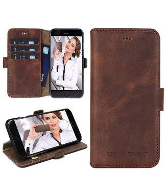 Bouletta Bouletta - iPhone 8 Plus BookCase (Antic Coffee)
