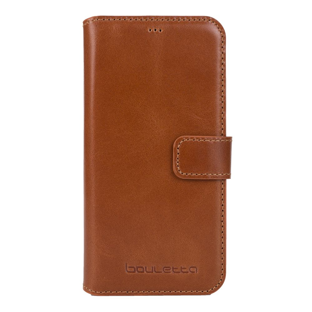 Bouletta Bouletta - Apple iPhone 8 Plus Wallet Case (Rustic Cognac)