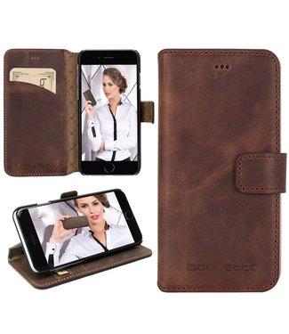 Bouletta Bouletta - iPhone 8 WalletCase (Antic Coffee)