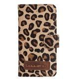 Bouletta Bouletta - Apple iPhone 8 Plus Wallet Case (Leopard)