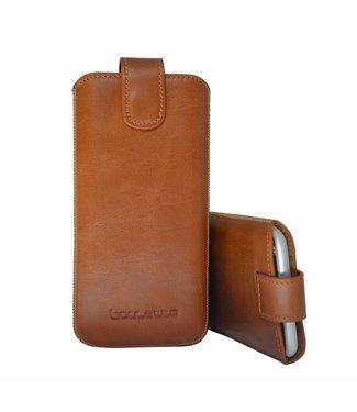 Bouletta Bouletta - iPhone 6(S)/7/8 Plus Insteekhoes (Rustic Cognac)