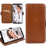 Bouletta Bouletta - Samsung Galaxy S9 BookCase (Rustic Cognac)