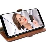 Bouletta Bouletta - Samsung Galaxy S9 BookCase (Burned Cognac)