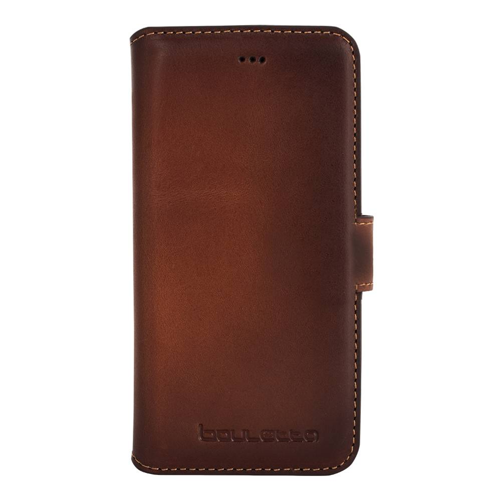 Bouletta Bouletta - Samsung Galaxy S9 Plus BookCase (Burned Cognac)