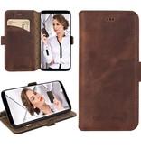 Bouletta Bouletta - Samsung Galaxy S9 Plus BookCase (Antic Coffee)