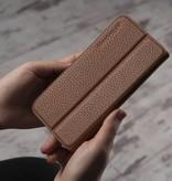 HardystoN HardystoN - iPhone 7/8 Plus Magnetic Console BookCase 'Floater Tan'