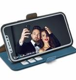 Bouletta Bouletta - iPhone Xs Max BookCase (Dark Blue)