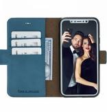 Bouletta Bouletta - iPhone Xr BookCase (Dark Blue)
