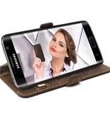 Bouletta Bouletta - Samsung Galaxy S7 WalletCase (Antic Coffee)