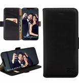 Bouletta Bouletta - iPhone Xs Max BookCase (Rustic Black)