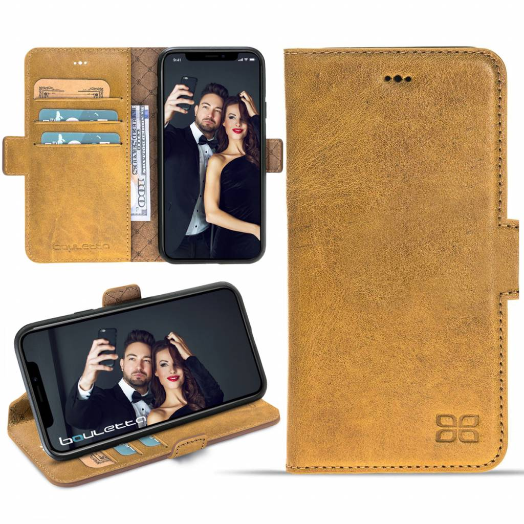 low priced fb3fd 76dae Bouletta - iPhone Xs Max BookCase (Amber Autumn)