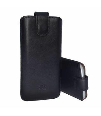 Bouletta Bouletta - iPhone Xs Max Insteekhoes (Rustic Black)
