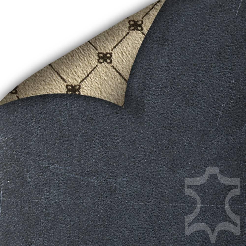 Bouletta Bouletta - iPhone Xs Max Insteekhoes (Antic Blue)