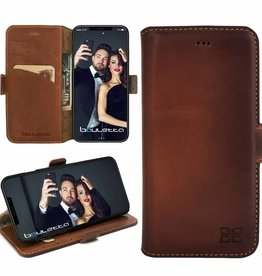 Bouletta Bouletta - iPhone Xr BookCase (Burned Cognac)