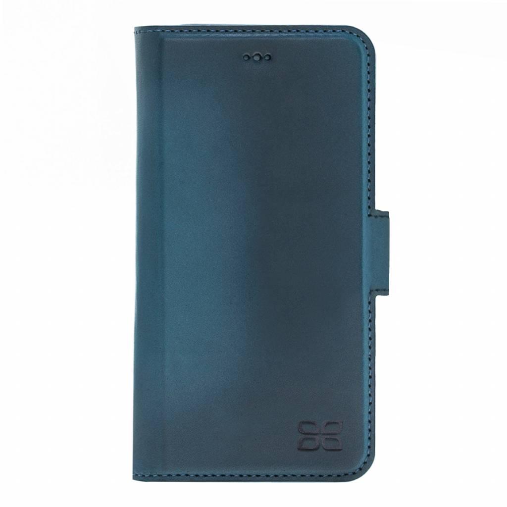 Bouletta Bouletta - iPhone Xs BookCase (Dark Blue)