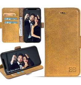 Bouletta Bouletta - iPhone Xs BookCase (Amber Autumn)