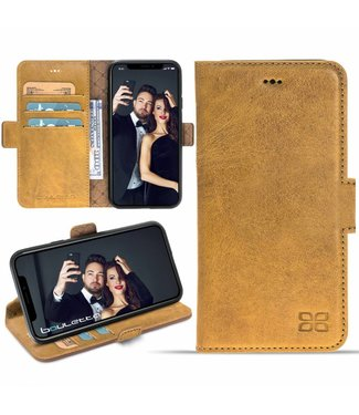 Bouletta Bouletta - iPhone Xs WalletCase (Amber Autumn)