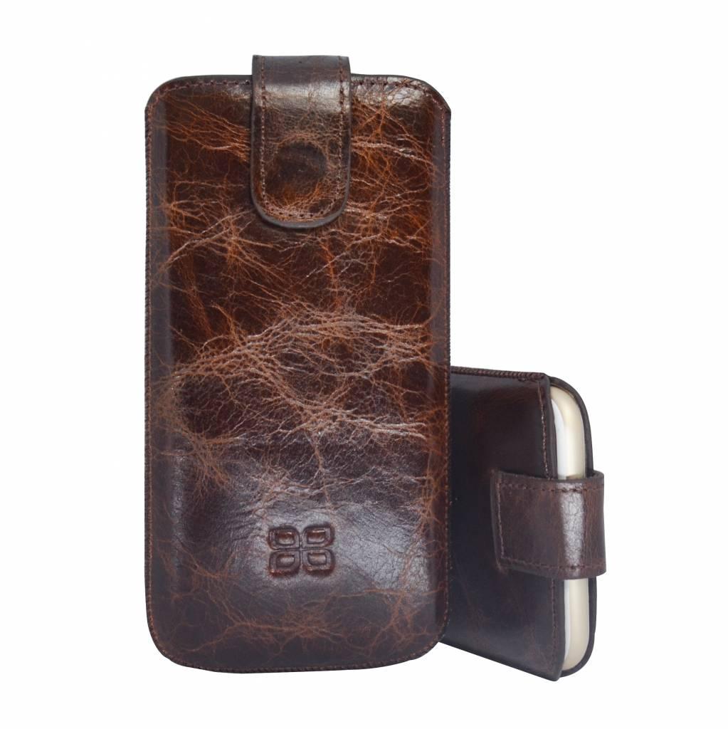 Bouletta Bouletta - iPhone 6(S)/7/8 Insteekhoesje (Chesterfield Brown)