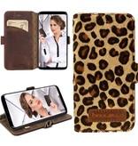 Bouletta Bouletta - Samsung Galaxy S7 Edge WalletCase (Leopard)