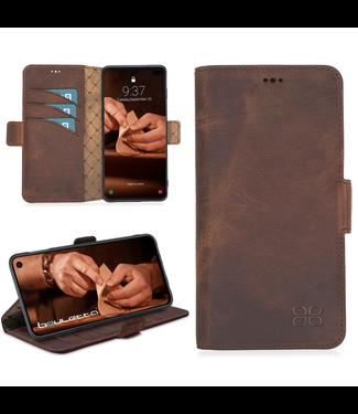Bouletta Bouletta - Samsung Galaxy S10 Book Case (Antic Coffee)
