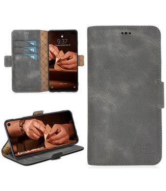 Bouletta Bouletta - Samsung Galaxy S10 BookCase (Future Grey)