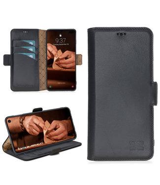 Bouletta Bouletta - Samsung Galaxy S10 Book Case (Rustic Black)