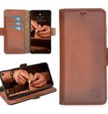 Bouletta Bouletta - Samsung Galaxy S10 Plus BookCase (Burned Cognac)