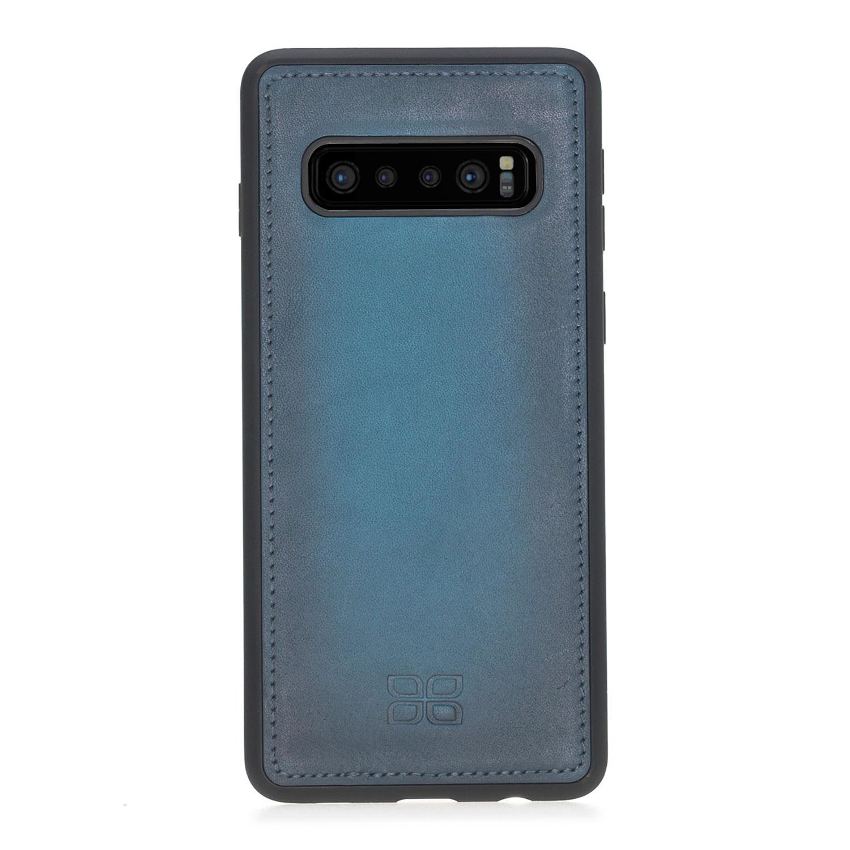 Bouletta Bouletta - Samsung Galaxy S10 - 2-in-1 Afneembare BookCase (Midnight Blue)