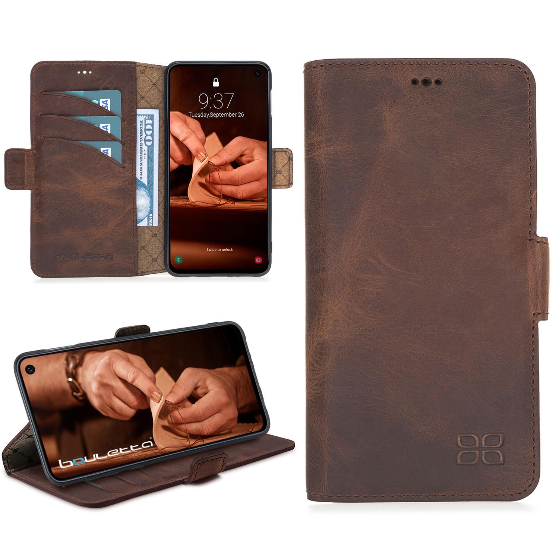 Bouletta Bouletta - Samsung Galaxy S10E BookCase (Antic Coffee)