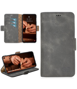 Bouletta Bouletta - Samsung Galaxy S10E WalletCase (Future Grey)