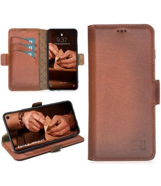 Bouletta Bouletta - Samsung Galaxy S10E WalletCase (Burned Cognac)