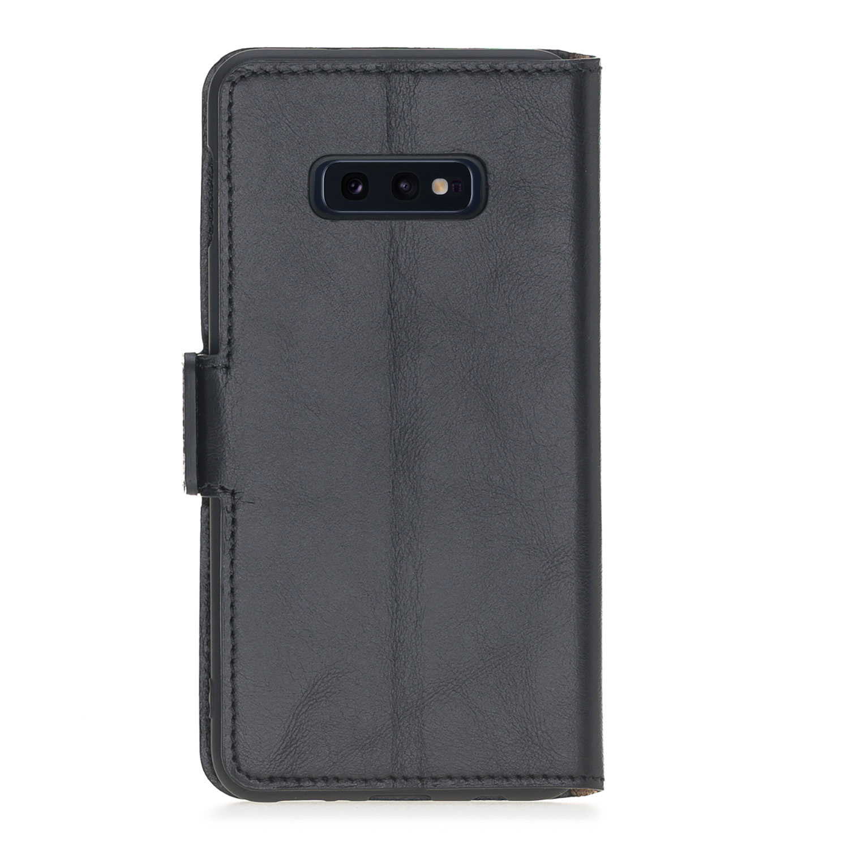 Bouletta Bouletta - Samsung Galaxy S10E BookCase (Rustic Black)