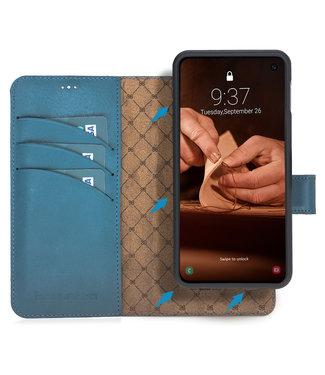Bouletta Bouletta - Samsung Galaxy S10E  2-in-1 Detachable BookCase (Midnight Blue)