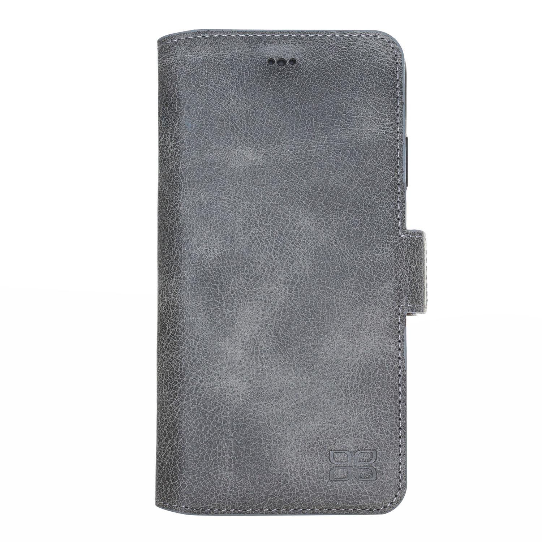 Bouletta Bouletta - iPhone Xr BookCase (Antic Grey)