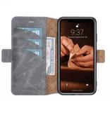 Bouletta Bouletta - iPhone Xs Max BookCase (Antic Grey)
