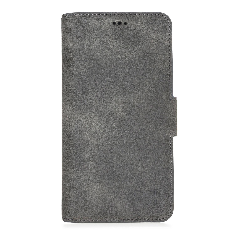 Bouletta Bouletta - Apple iPhone 8 BookCase (Antic Grey)