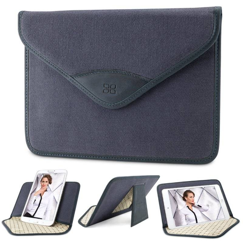 Bouletta Canvas Enveloppe 10.1 inch Tablet Case