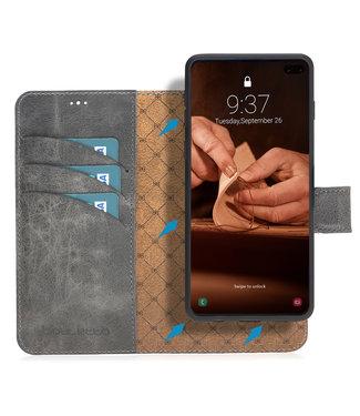 Bouletta Bouletta - Samsung Galaxy S10 Plus - 2-in-1 Detachable BookCase (Future Grey)