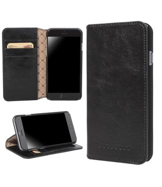 Bouletta Bouletta - iPhone 6(S) BookCase (Rustic Black)