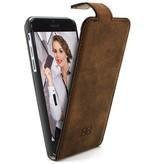 Bouletta Bouletta - iPhone 6(S) Plus FlipCase (Antic Coffee)
